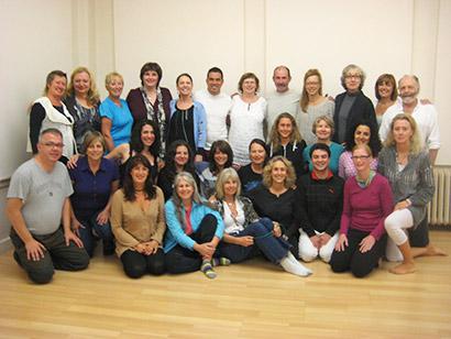 Advanced Training 2011 Group