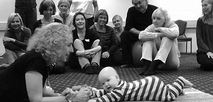 Oslo 2008: Infant behaviors and their relation to adult psychotherapy treatment